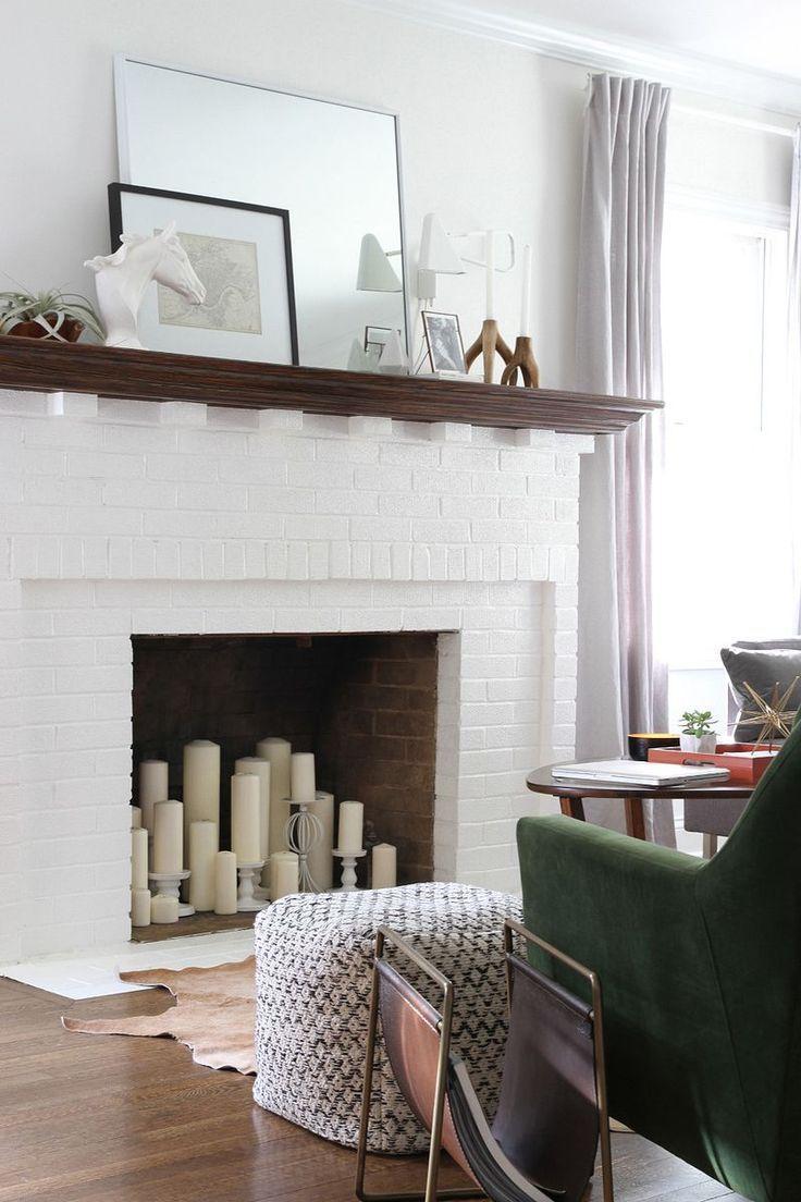 Fireplace Renovation Ideas No Demo Fireplace Rehab